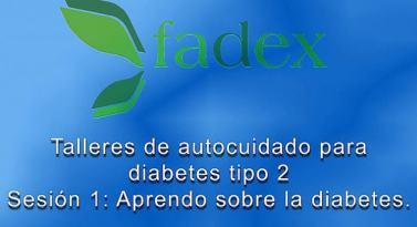 taller autocuidado diabetes tipo 2